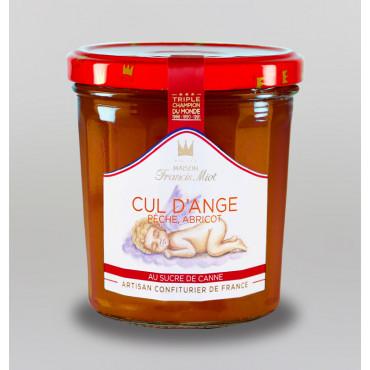 CONFITURE CUL D'ANGE AU SUCRE DE CANNE