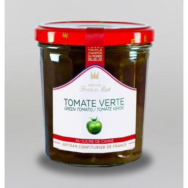 CONFITURE DE TOMATE VERTE AU SUCRE DE CANNE
