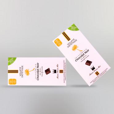 CHOCOLAT NOIR DIETETIQUE (AU MIEL) TALAZIMCAO