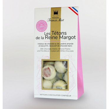 LES TETONS DE LA REINE MARGOT