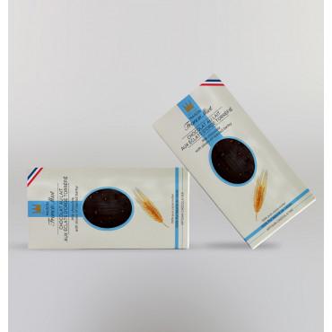 CHOCOLAT AU LAIT AUX ECLATS D'ORGE TORREFIES