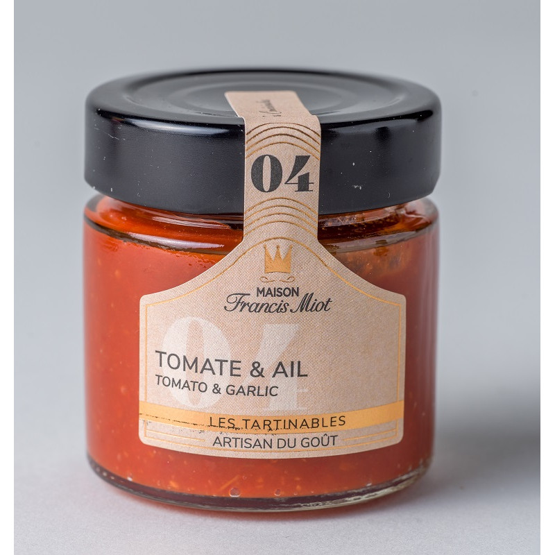TOMATE & AIL