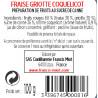 CONF. FRAISE GRIOTTE COQUELICOT AU SUCRE DE CANNE