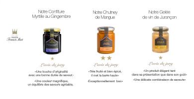 La Maison Francis Miot récompensée aux Great Taste Awards