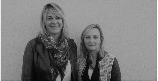 Portraits Cathy et Francine : assistantes commerciales