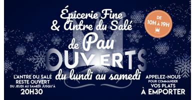 Epicerie fine & Antre du salé Pau