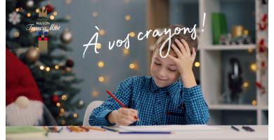 A vos crayons !
