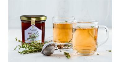 Recette thé et infusion au miel de thym